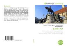 Capa do livro de Gothic Art