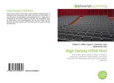 Couverture de High Society (1956 film)