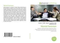 Capa do livro de Marxist feminism