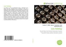 Bookcover of Leo Tolstoy