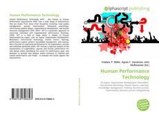Copertina di Human Performance Technology