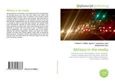 Portada del libro de Military in the media