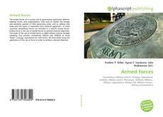 Couverture de Armed forces