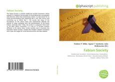 Fabian Society的封面
