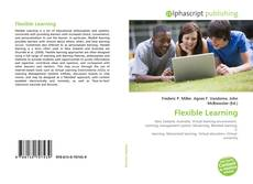 Couverture de Flexible Learning