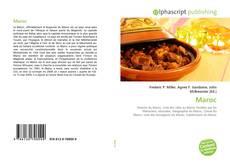 Buchcover von Maroc