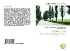 Bookcover of Citroën LNA