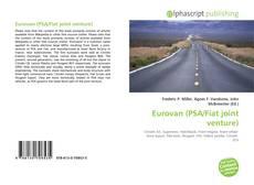 Eurovan (PSA/Fiat joint venture) kitap kapağı