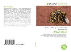 Couverture de Brown algae