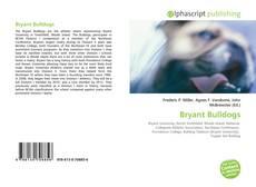 Borítókép a  Bryant Bulldogs - hoz