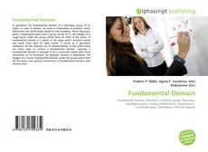 Bookcover of Fundamental Domain