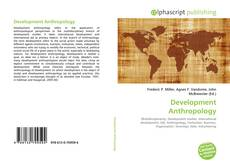Обложка Development Anthropology