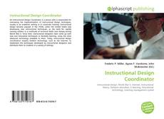 Bookcover of Instructional Design Coordinator