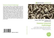 Portada del libro de Daemon (classical mythology)