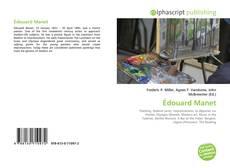 Couverture de Édouard Manet