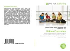 Capa do livro de Hidden Curriculum