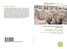 Portada del libro de Hongwu Emperor