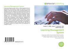 Portada del libro de Learning Management System