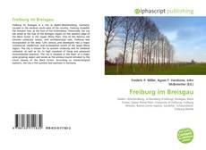 Buchcover von Freiburg im Breisgau