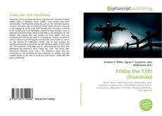 Bookcover of Friday the 13th (franchise)