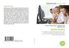 Bookcover of Media Studies