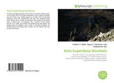 Bookcover of Kola Superdeep Borehole