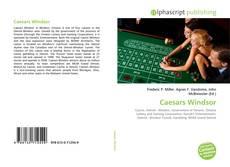 Copertina di Caesars Windsor