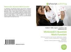 Copertina di Minkowski's Question Mark Function