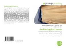 Bookcover of Arabic-English Lexicon