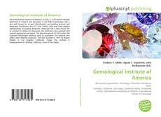 Capa do livro de Gemological Institute of America