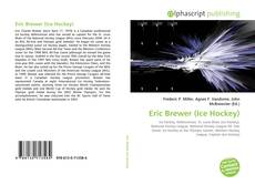 Capa do livro de Eric Brewer (Ice Hockey)