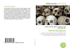 Bookcover of Homo Georgicus