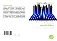 Lactarius Indigo kitap kapağı