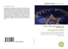 Обложка Hungarian Jews