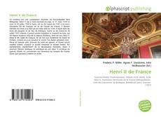Bookcover of Henri II de France