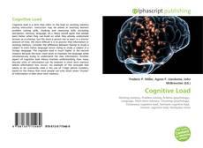 Copertina di Cognitive Load