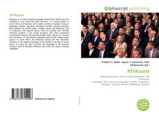 Bookcover of Afrikaans
