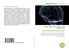 Bookcover of Distributed Cognition