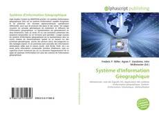 Bookcover of Système d'Information Géographique
