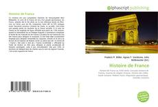 Histoire de France kitap kapağı