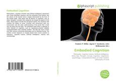 Bookcover of Embodied Cognition
