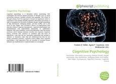 Bookcover of Cognitive Psychology
