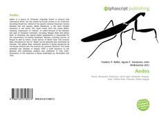 Copertina di Aedes