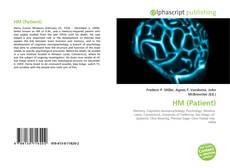Buchcover von HM (Patient)