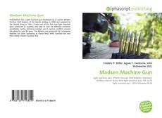Обложка Madsen Machine Gun