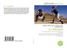 Bookcover of A. J. Pierzynski