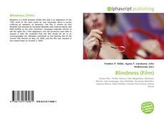 Bookcover of Blindness (Film)