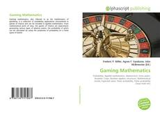 Copertina di Gaming Mathematics
