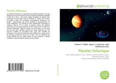 Bookcover of Planète Tellurique