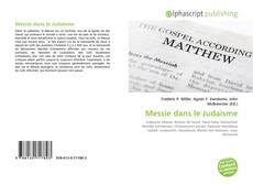 Capa do livro de Messie dans le Judaïsme